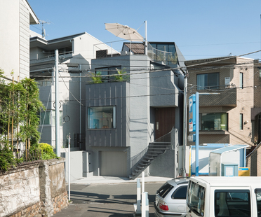 Keiji Ashizawa: maison en plein cœur de Tokyo au milieu de la verdure