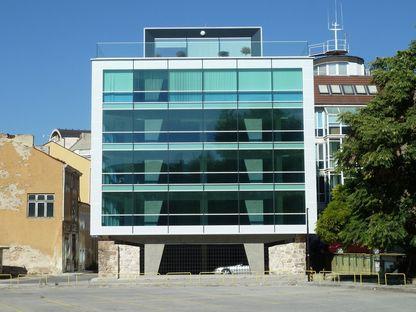 Ignatov Architects: de nouveaux bureaux construits sur l'architecture historique