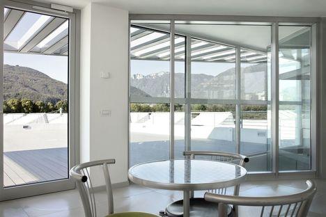 ViTre Studio: la nouvelle usine Sisma à Piovene Rocchette