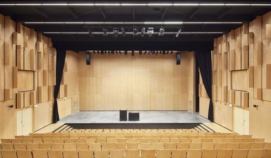 Halo Architects: Le Centre culturel Sami à Inari (Finlande)
