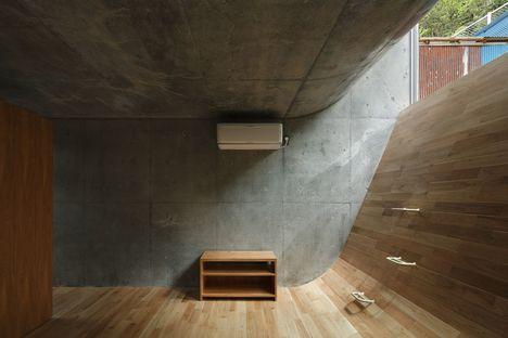 Takeshi Hosaka: une maison sur un terrain de 60 m² à Yokohama