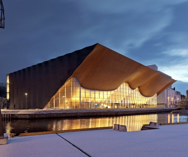 Ala Architects: Kilden Performing Arts Centre en Norvège