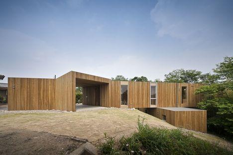 UID : une maison entre ciel et terre à Fukuyama