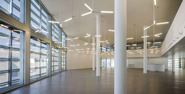 Paredes Pedrosa: Bibliothèque publique à Ceuta