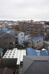 Takeshi Hosaka: maison en pleine lumière à Yokohama