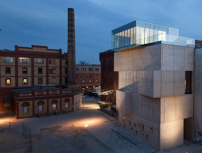 Tchoban&Kuznetsov: Museum for architectural drawing à Berlin