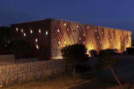 A+Architecture: théâtre Jean-Claude Carrière, Montpellier
