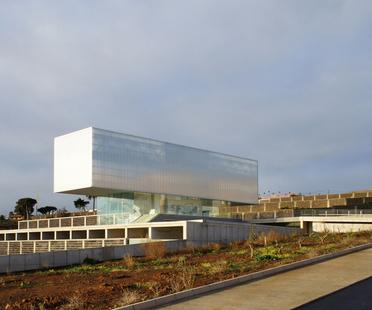 GPY arquitectos : centre de recherche SEGAI à Ténérife