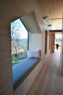 RRA Reiulf Ramstad Arkitekter : maison de vacances en Norvège