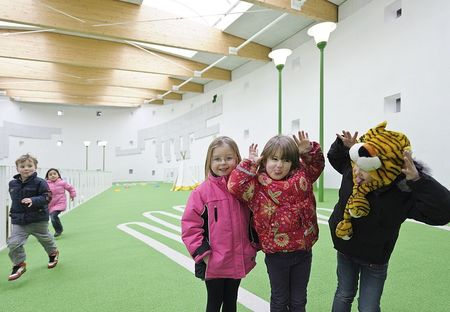 Bolles + Wilson : transformation d'une église en école maternelle à Münster