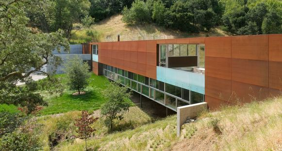 Saitowitz: maison-pont en Californie