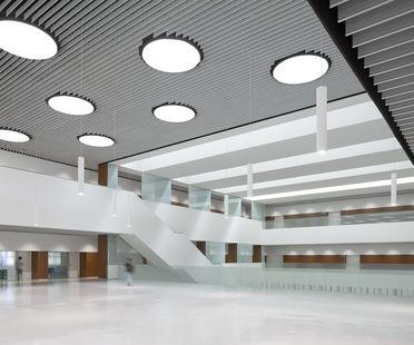 Otxotorena: Campus universitario di Navarra, Pamplona