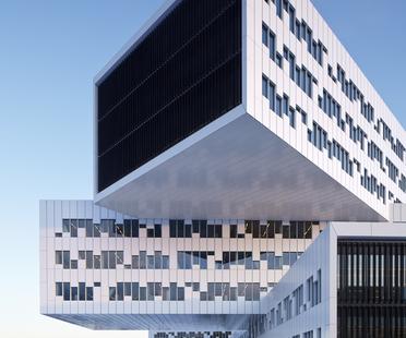 A-Lab Arkitekturlaboratoriet : complexe administratif de Statoil