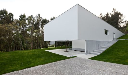 Souto de Moura conçoit la maison de Ponte de Lima 3 au Portugal