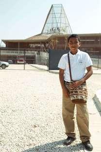 Mazzanti réalise à Carthagène des Indes la nouvelle école Pies Descalzos