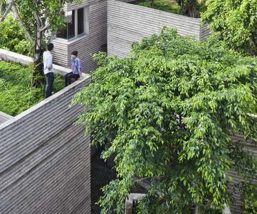 House for trees de Vo Trong Nghia Architects à Hô-Chi-Minh