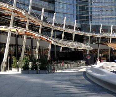 Milano pre Expo : la place du futur