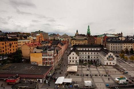 Stockholm itinéraire