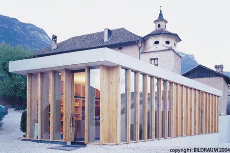 Caves et design dans le Tyrol du Sud