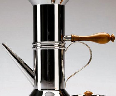 Design à Naples : du fer-blanc au café