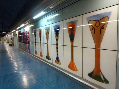 station Mater Dei