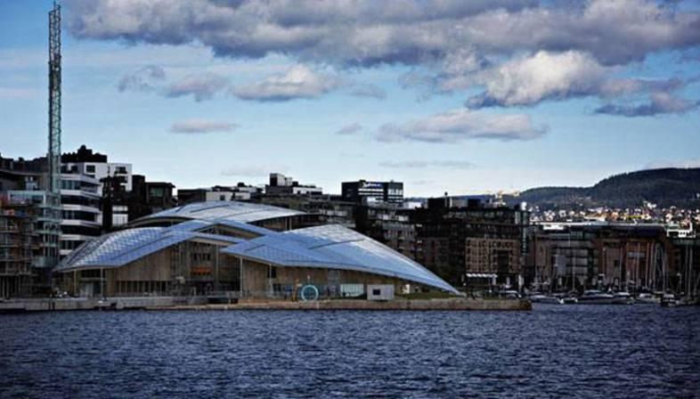 architecture contemporaine architecte renzo piano projets