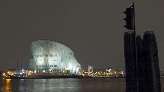 NEMO, Musée des Sciences et de la Technologie – Science Center, Amsterdam