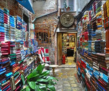 Rêves de papier: librairies d'architecture et de design en Italie