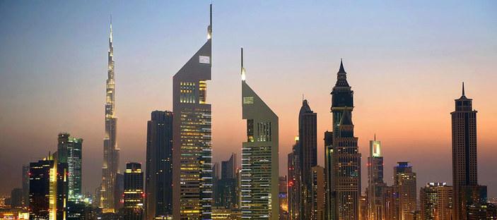 Dubaï: architecture XXL
