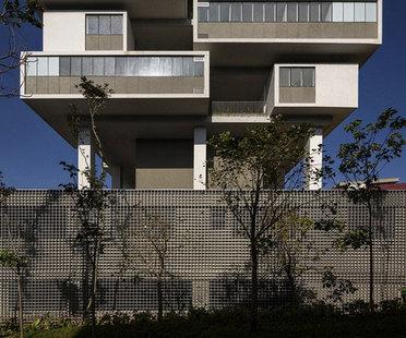 L'architecture d'ISAY WEINFELD au Brésil