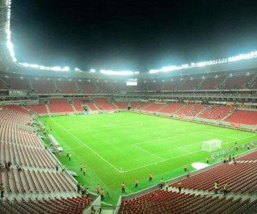 Brésil 2014. Les nouveaux stades de la Coupe de Monde de football.