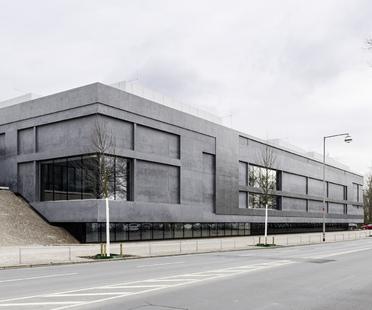 I vincitori dell'Architekturpreis Beton 2017