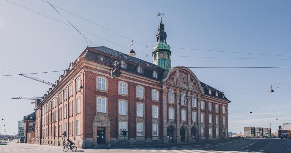 Villa Copenhagen, refurbishment and reuse