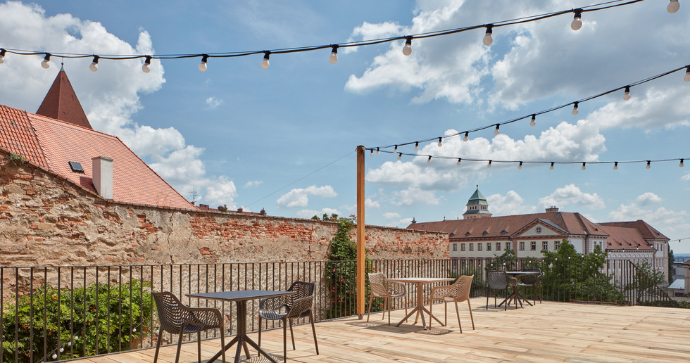 ORA's Winery Nešetřil in Znojmo