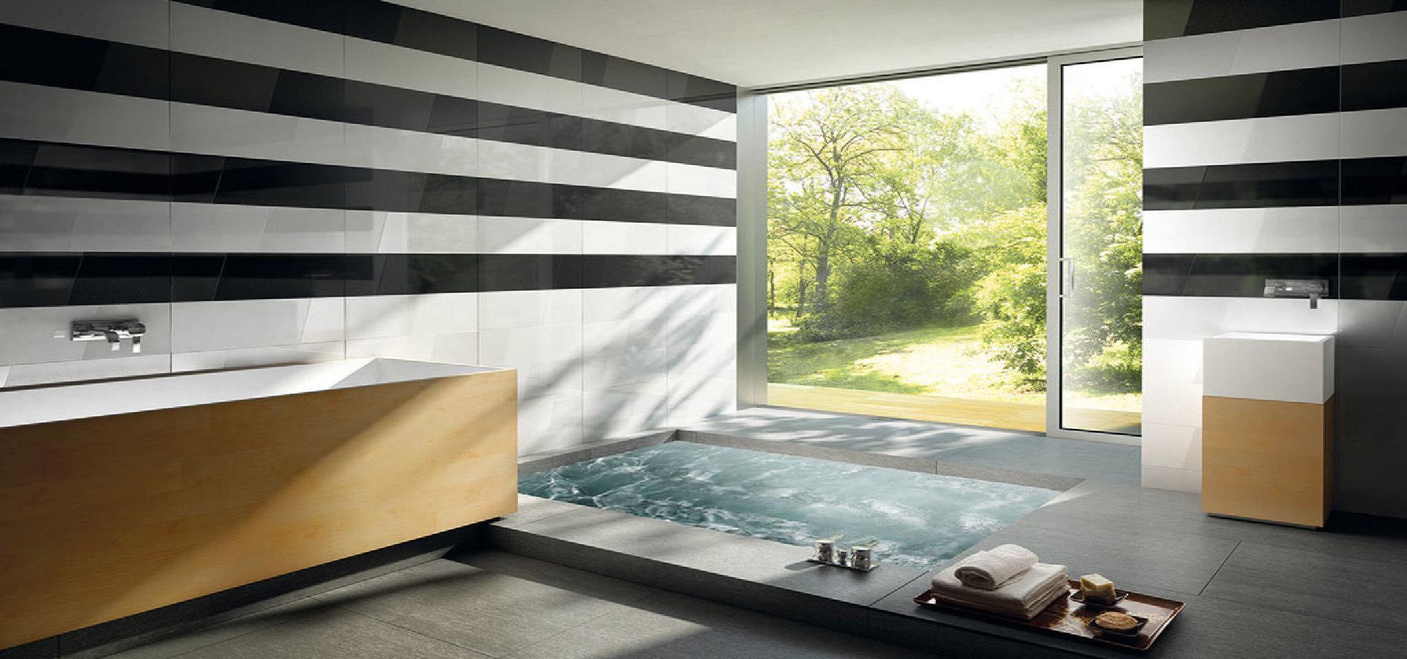 Meuble Salle De Bain Coktail Scandinave ~ Des Surfaces En Gre S Cerame Pour Une Salle De Bain Ideale Floornature