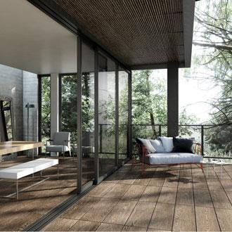 Des Carrelages En Gre S Effet Bois Pour Interieurs Et Exterieurs