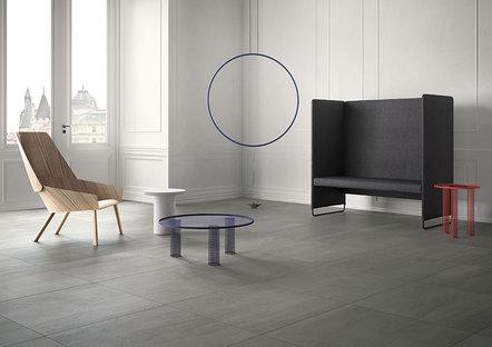 Grès cérame, la surface idéale pour les espaces contemporains
