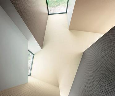Less is more : des environnements minimalistes avec des surfaces en grès