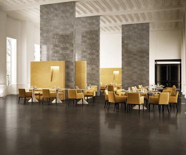Des carreaux effet marbre pour les espaces résidentiels et commerciaux