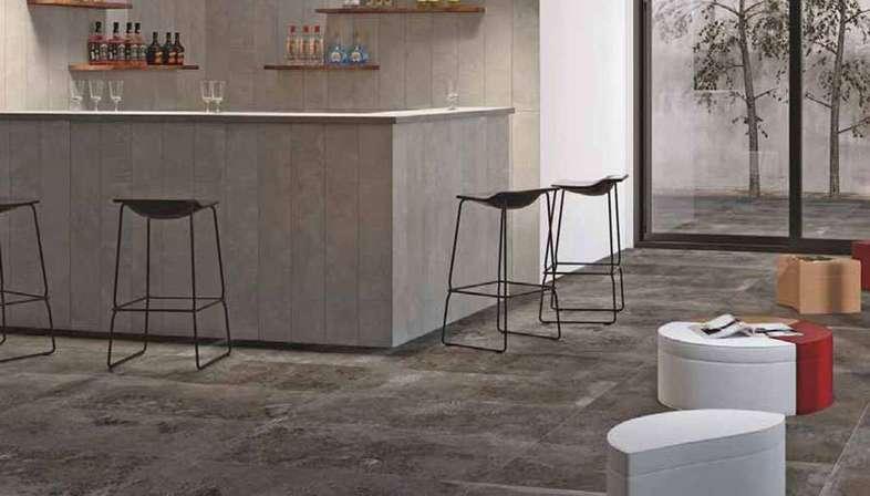 Créer des espaces contemporains avec des carrelages en grès Stonepeak
