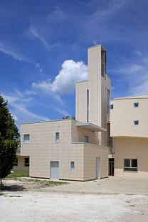 Le grès cérame : le produit céramique des façades ventilées