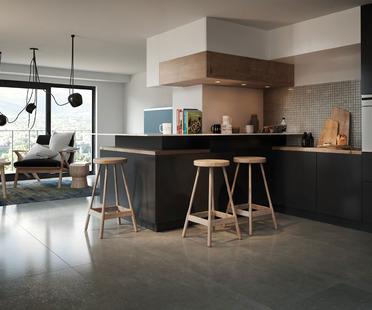 Des surfaces en grès effet marbre FMG: design classique et contemporain
