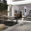 Des sols de style rustique pour des espaces contemporains