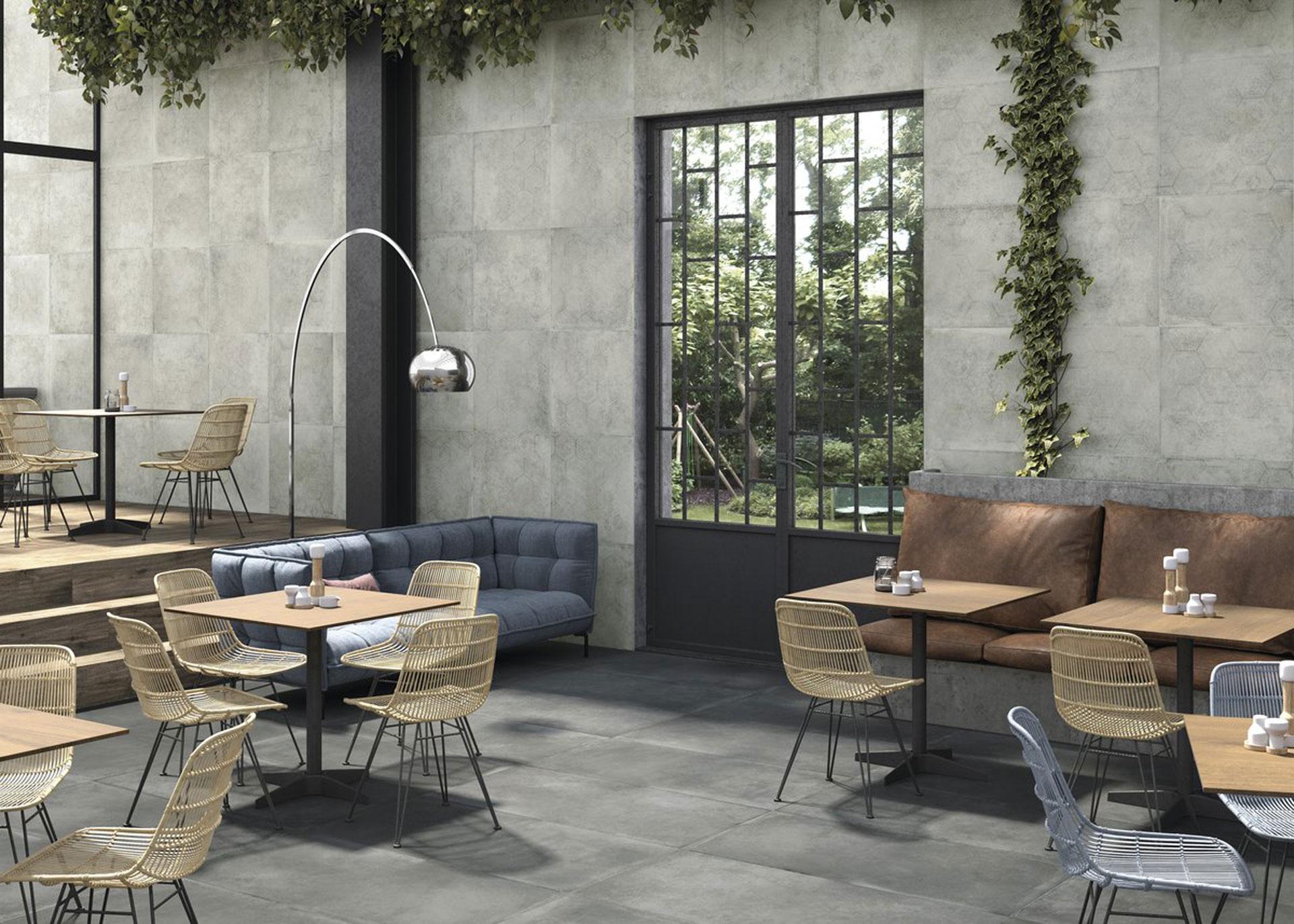 Grès cérame : rénover les espaces dans le sillon de la tradition