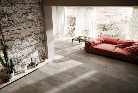 Les nouveaux revêtements contemporains Diesel Living with Iris Ceramica