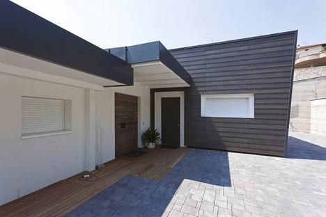 Façades ventilées à carreaux en grès cérame pour le résidentiel