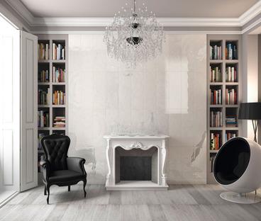 Collections IRIS Ceramica pour un séjour contemporain