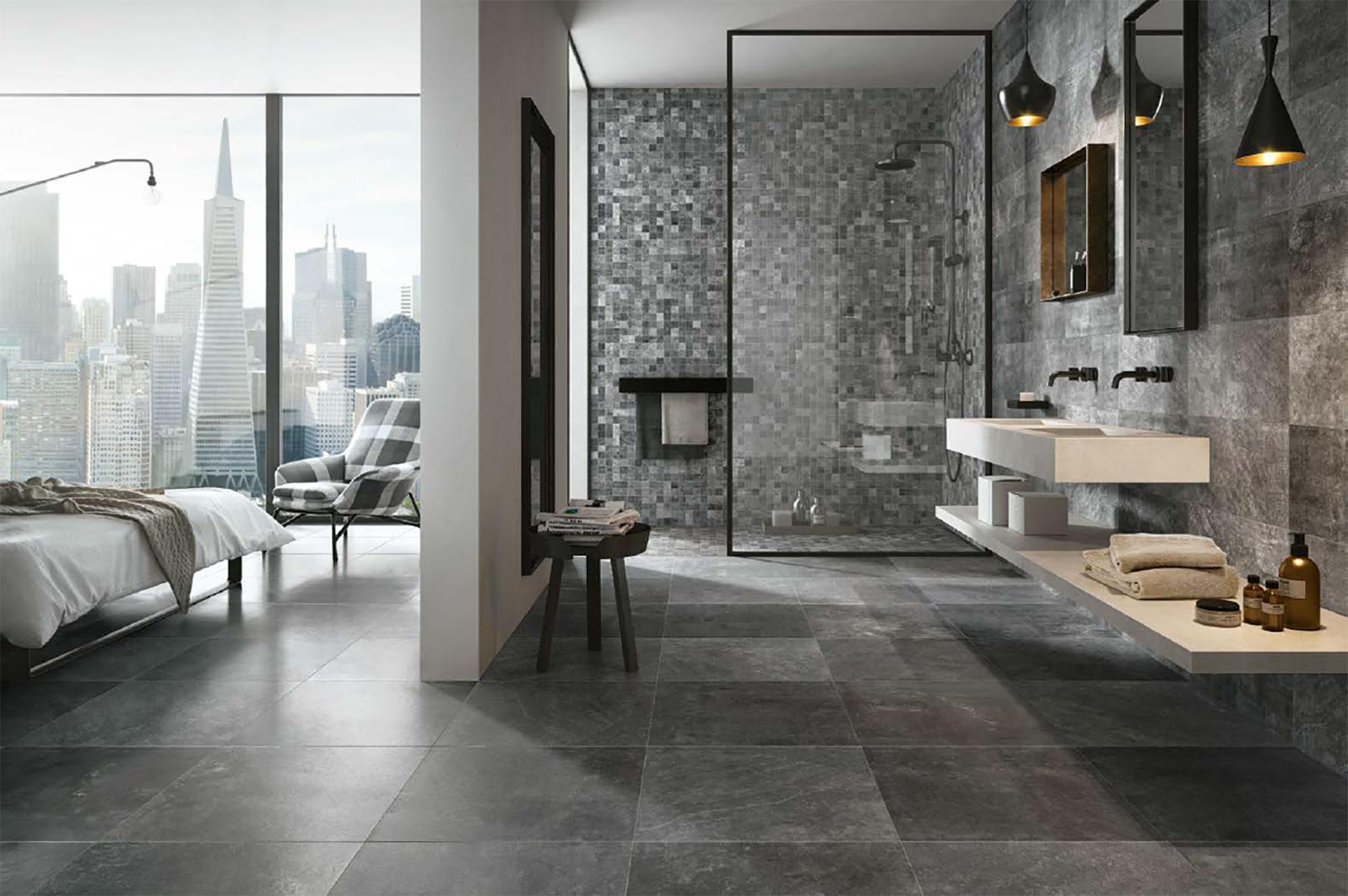 Urban living design : City et Mile_Stone de Porcelaingres