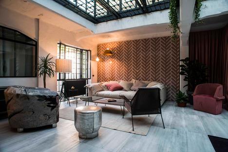 <em>Diesel Living with Iris Ceramica</em> : de nouvelles atmosphères pour le résidentiel et le contract