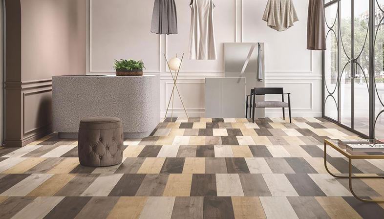 Bois Urbain: il fascino dell'effetto legno per superfici interne ed esterne